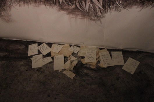Love letters from viewers to a memory or person