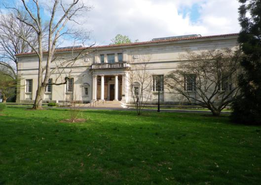 Original Barnes Museum